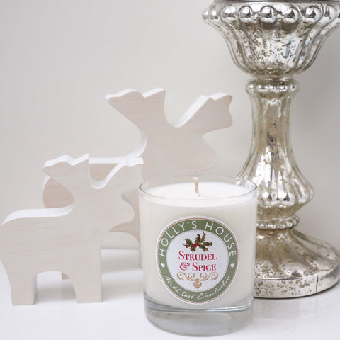 Strudel & Spice Luxury Scented Candle