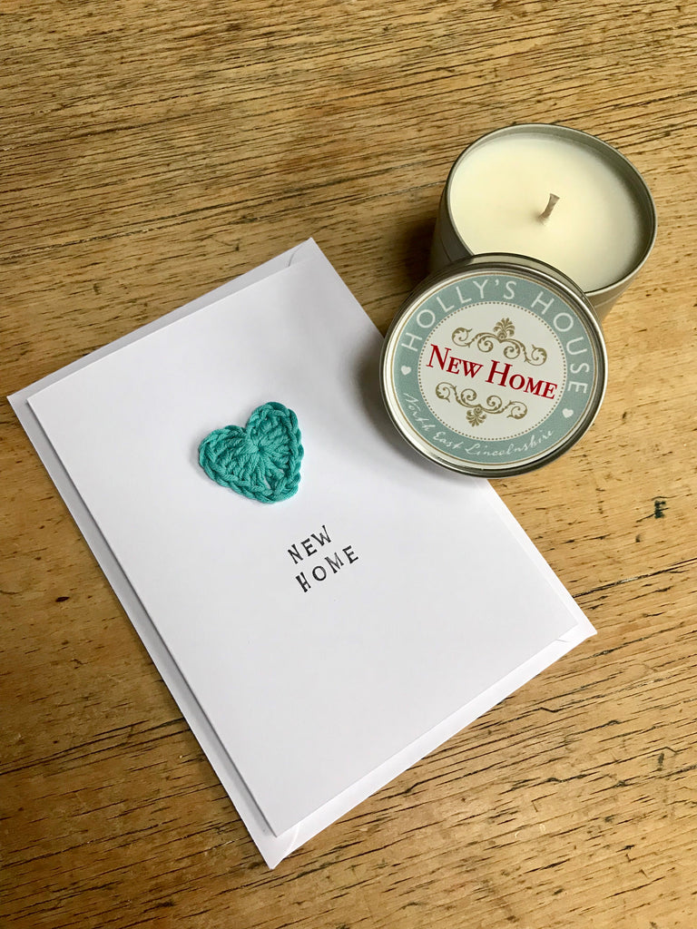 'New Home' Card