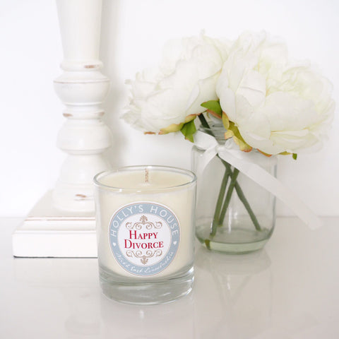 Happy Divorce Scented Candle