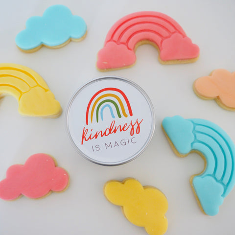 Kindness Is Magic 100ml Candle Tin