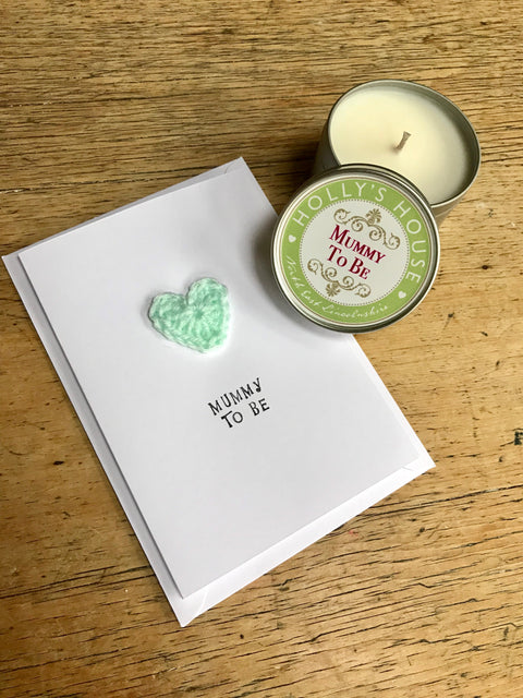 'Mummy To Be' Card