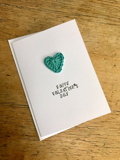 'Happy Valentine's Day' Card
