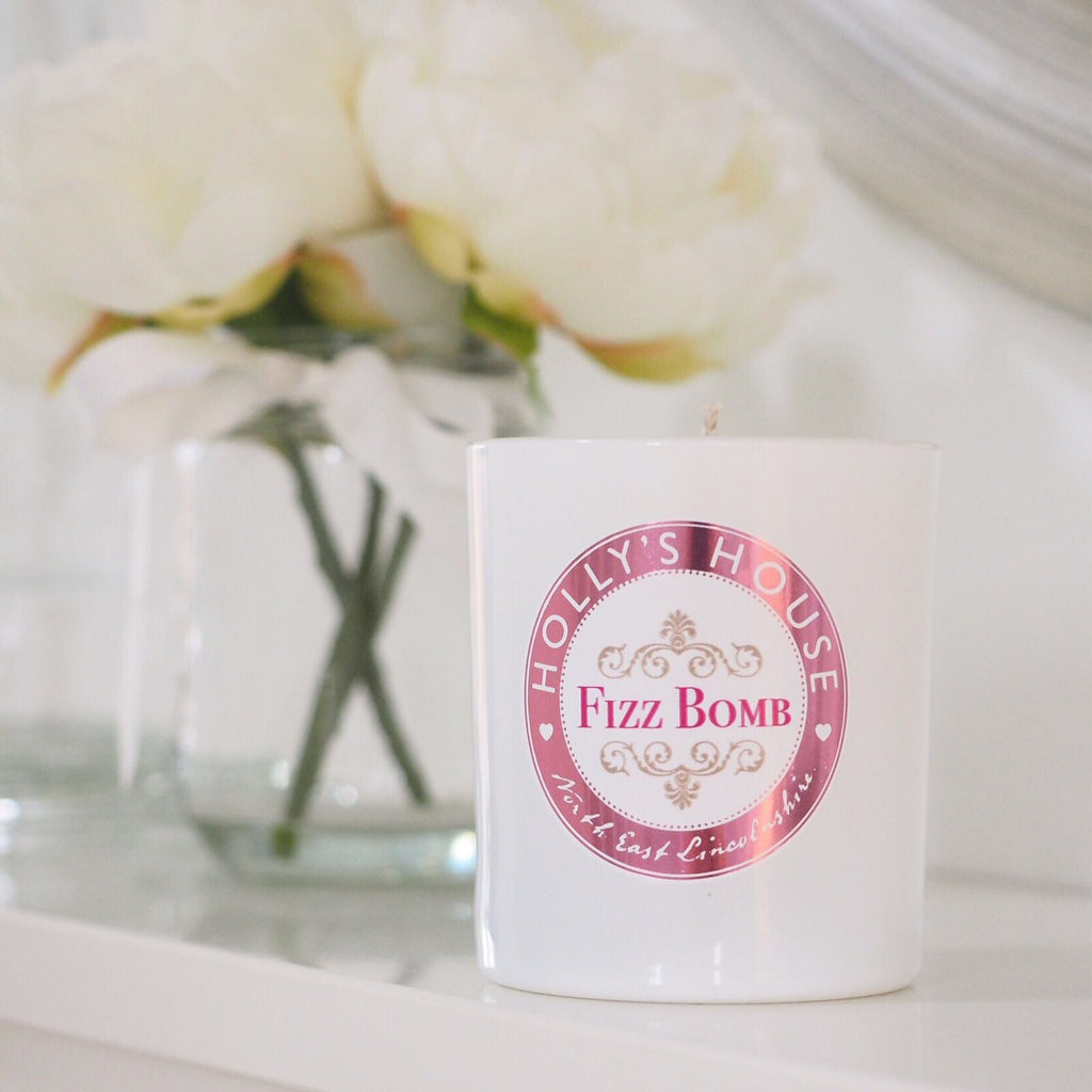 Fizz Bomb Luxury Scented Candle