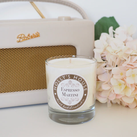 Espresso Martini Luxury Scented Candle