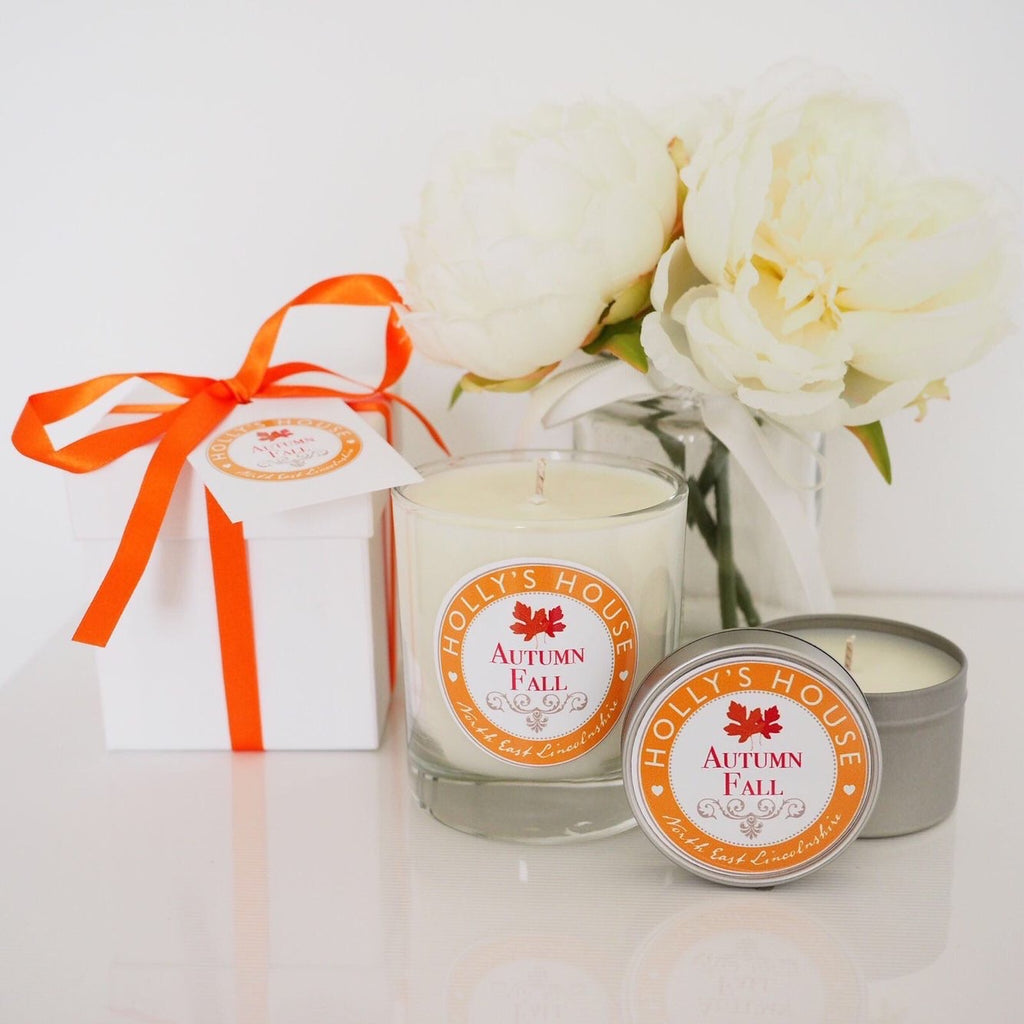 Autumn Fall Luxury Scented Candle