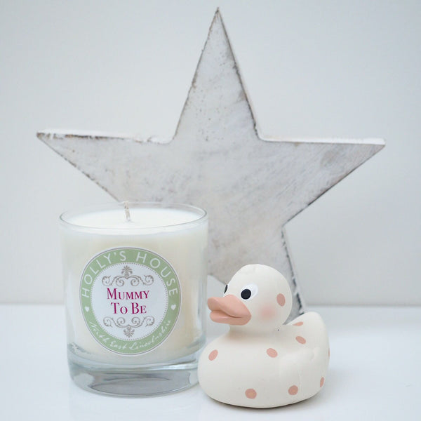 Mummy To Be Scented Candle