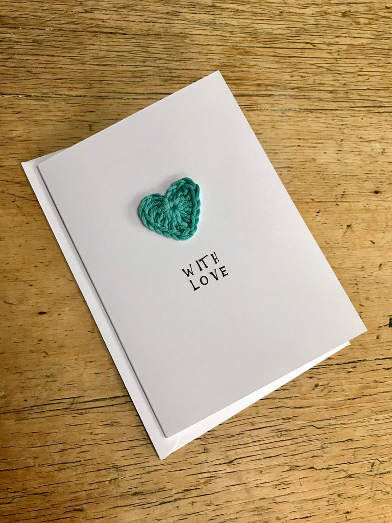 'With Love' Card