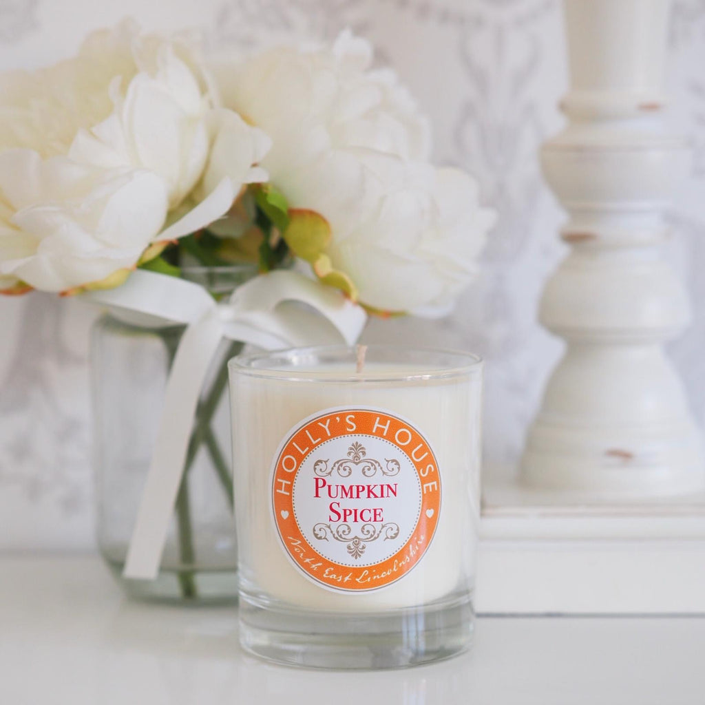 Pumpkin Spice Luxury Scented Candle