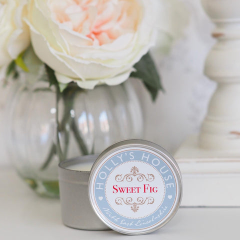 Sweet Fig 100ml Candle Tin