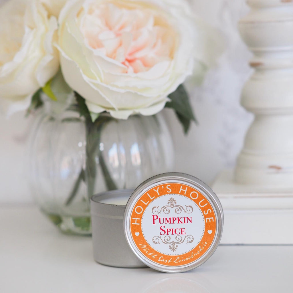Pumpkin Spice 100ml Candle Tin