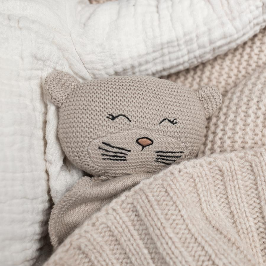 "Cuddle Cloth ""Olly the Otter"""