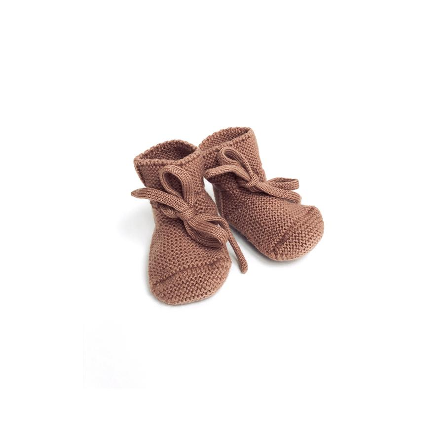 "Baby Shoes ""Brick"""