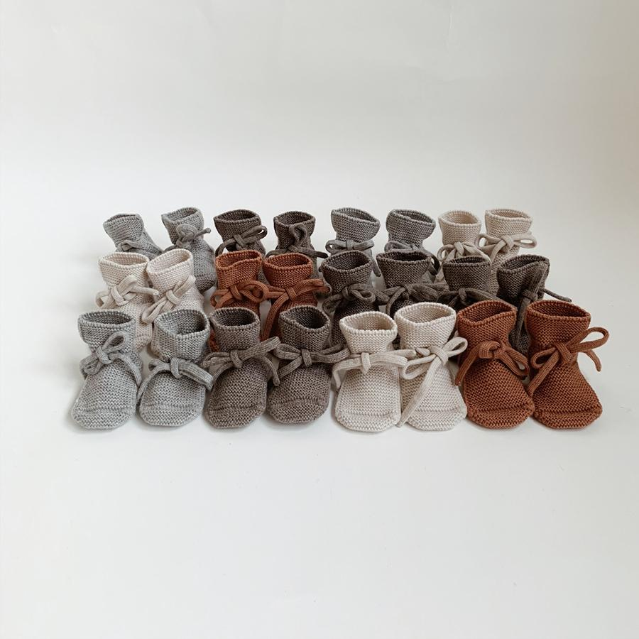 "Baby Shoes ""Otter"""