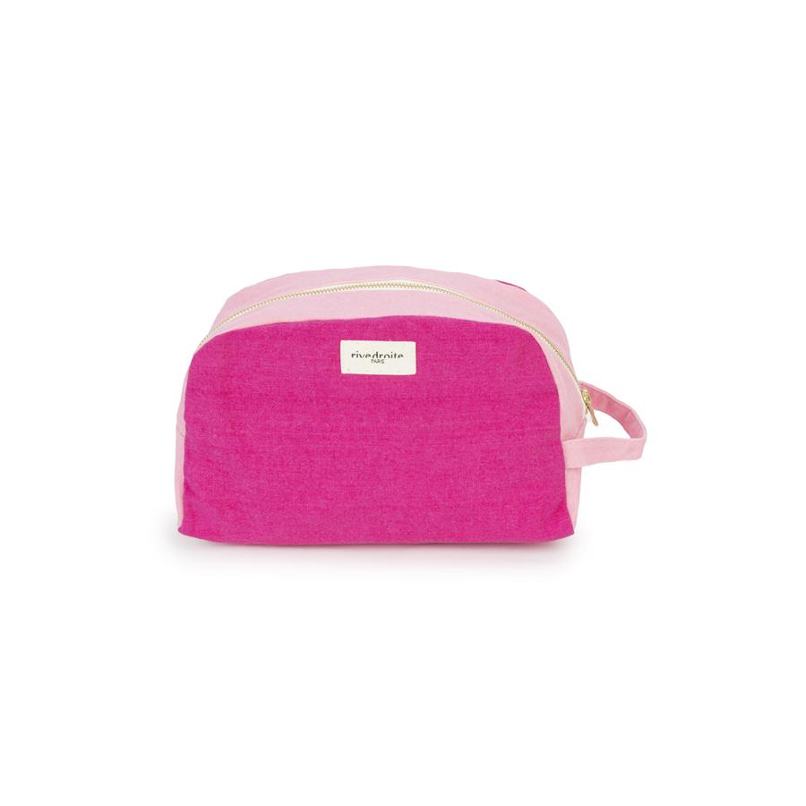 "Beauty Purse ""Hermel Cherry / Rose"""