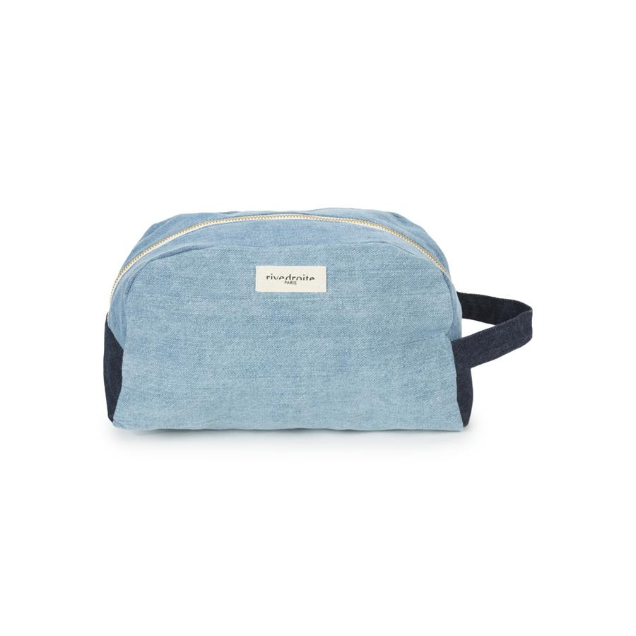 "Beauty Purse ""Hermel Denim Patchwork"""