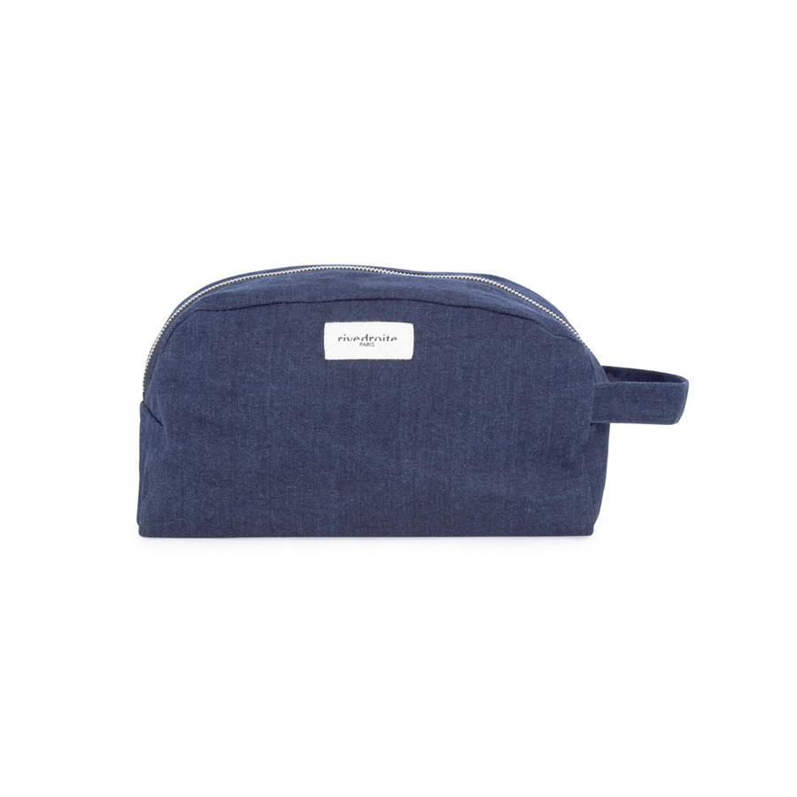 "Beauty Purse ""Hermel Denim Raw"""