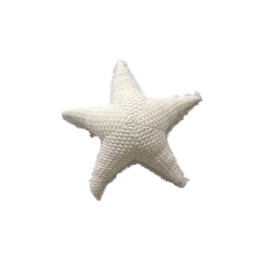 "Cushion Animal ""Small Albino Seastar"""