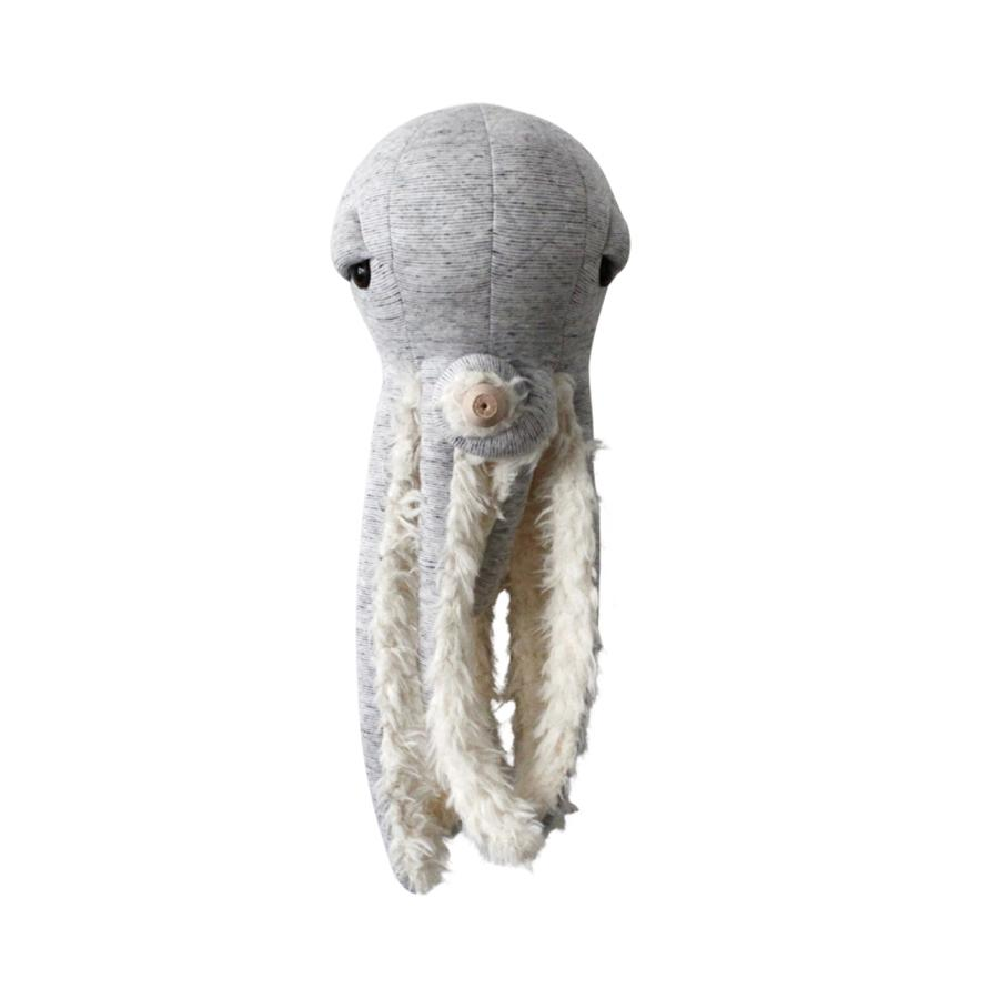 "Cushion Animal ""Small GrandPa Octopus"""