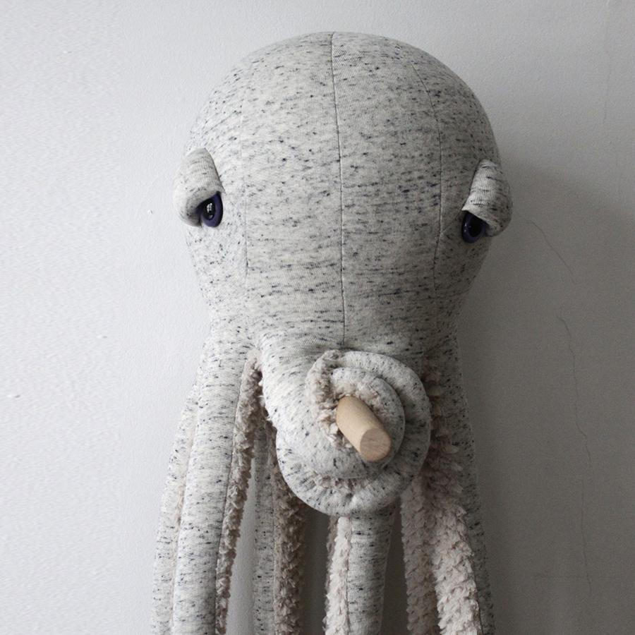 "Cushion Animal ""Big Original Octopus"""