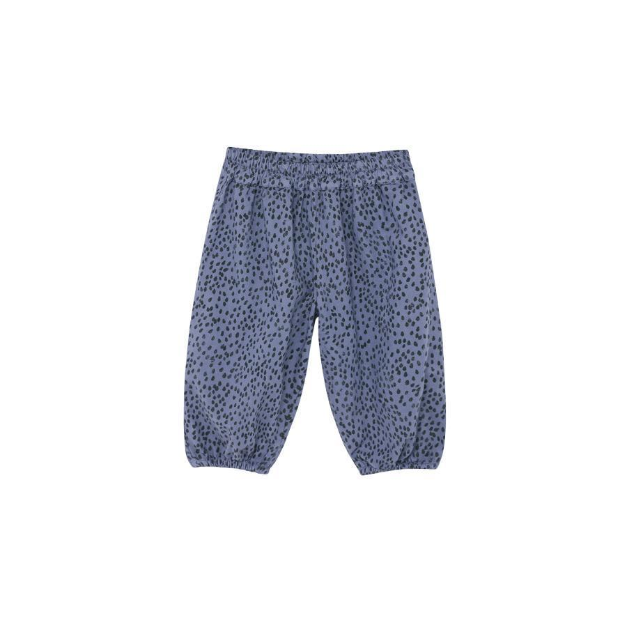 "Baggy Pants ""Allover Leopard Stonewash"""
