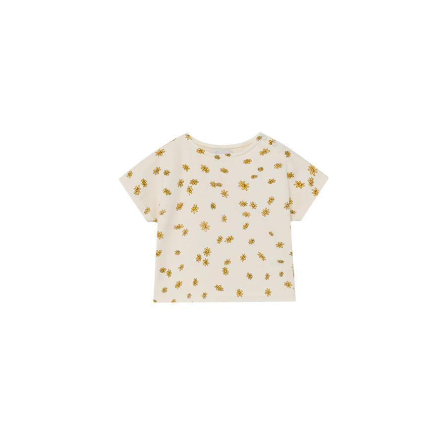 "Short Sleeve Sweatshirt ""Allover Daisy"""