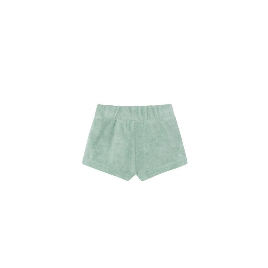 "Shorts ""B.C. Terry Towel Frosty Green"""
