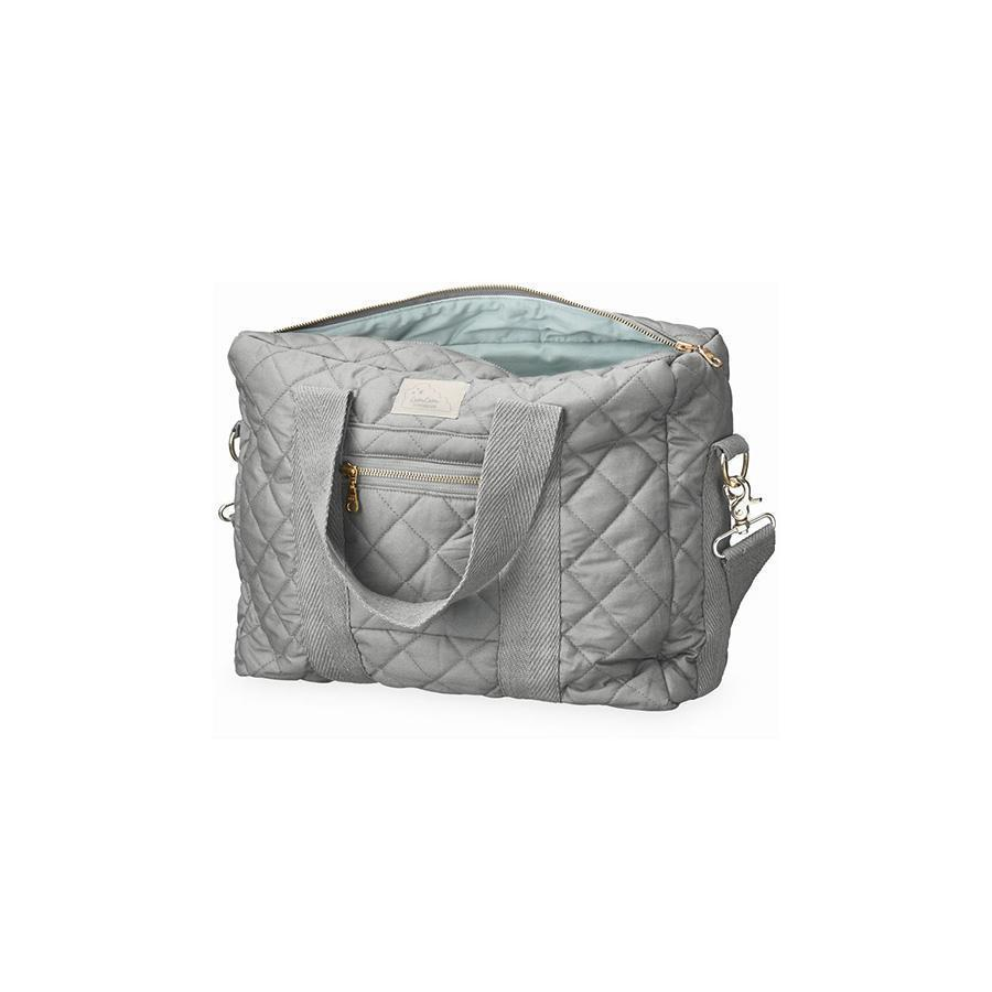 "Baby Changing Bag ""Grey"""