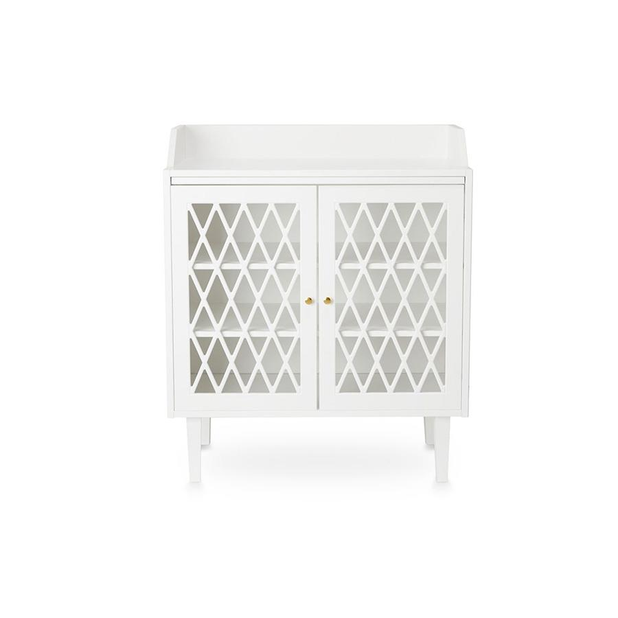 "Changing Table ""Harlequin White"""