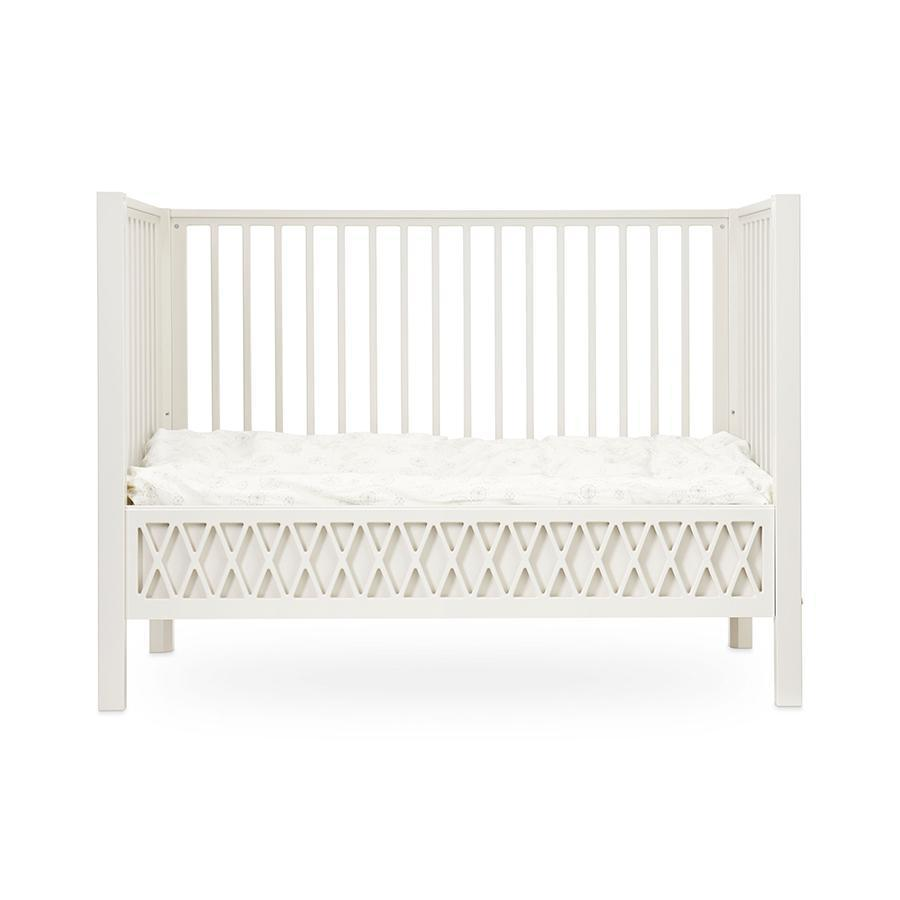"Baby Bed ""Harlequin Light Sand"""