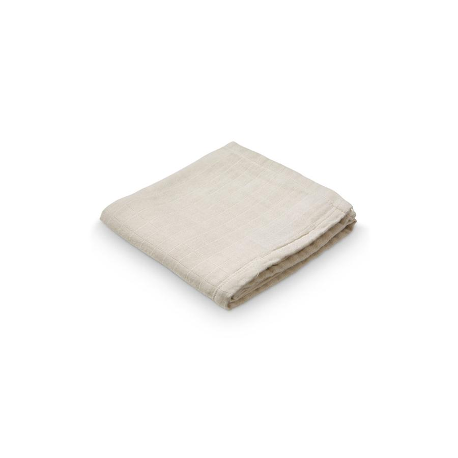 "Muslin Cloth ""Light Sand"""