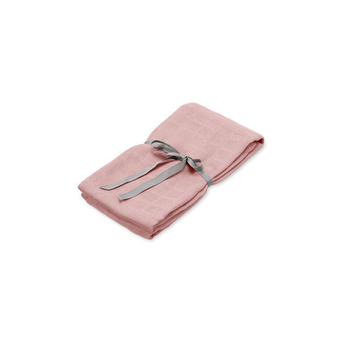 "Muslin Cloth ""Swaddle Light Berry"""