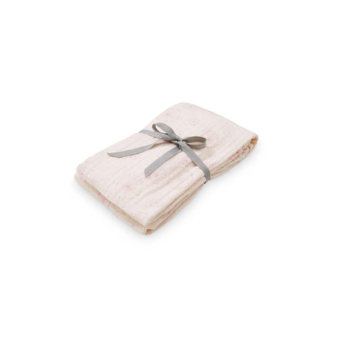 "Muslin Cloth ""Swaddle Light Dandelion Rose"""