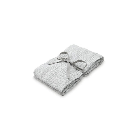"Muslin Cloth ""Swaddle Light Grey Wave Medium"""