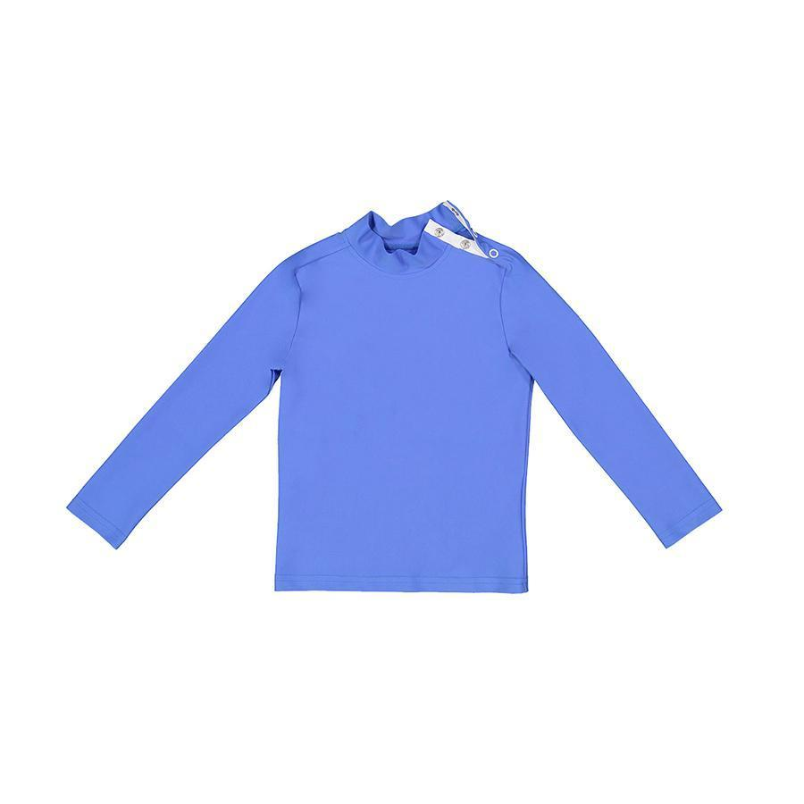 "UV Long Sleeve Shirt ""Turbot Indigo"""
