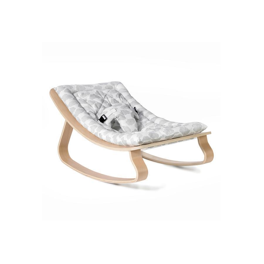 "Baby Rocker ""Levo Walnut Moumout Cloud"""