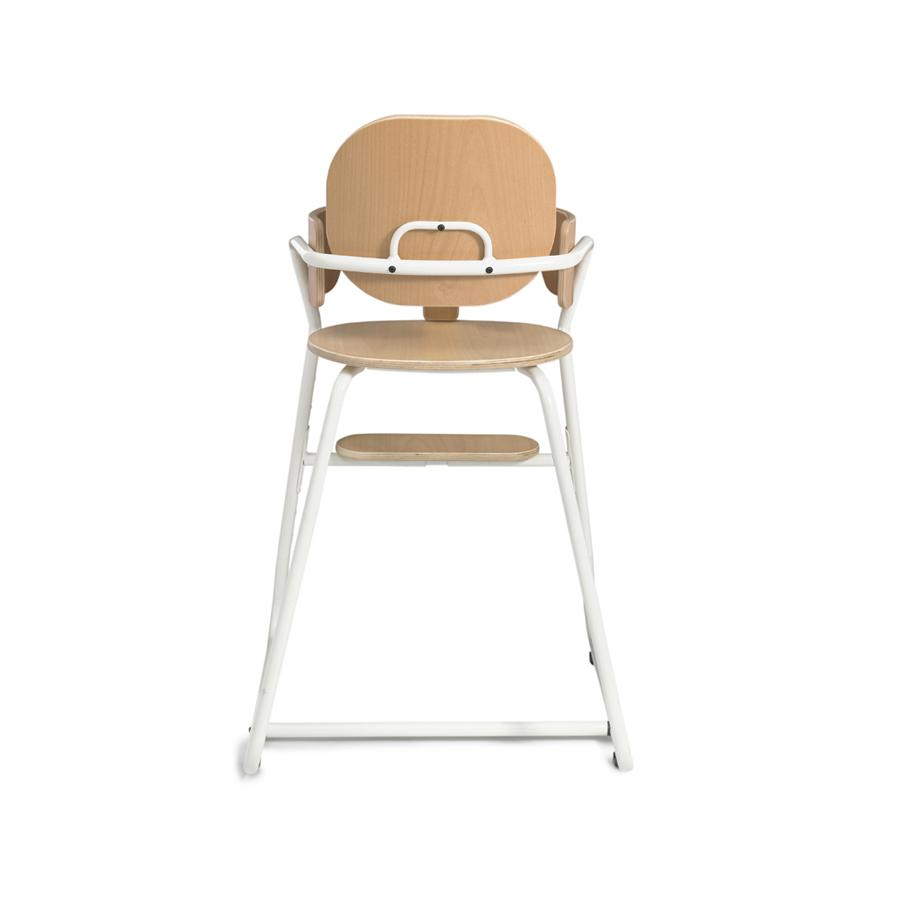 "High Chair ""Tibu Gentle White"" with Baby-Set"