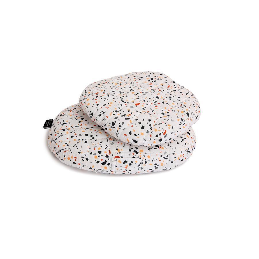 "High Chair Cushion ""Tibu Milinane Terrazzo"""