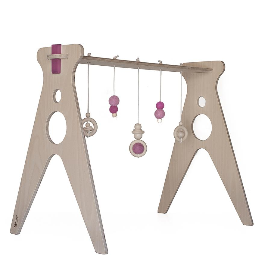 "Baby Gym ""New Pink"""