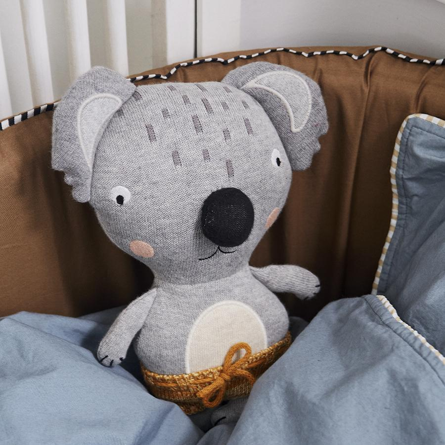 "Cushion ""Darling Baby Anton Koala"""