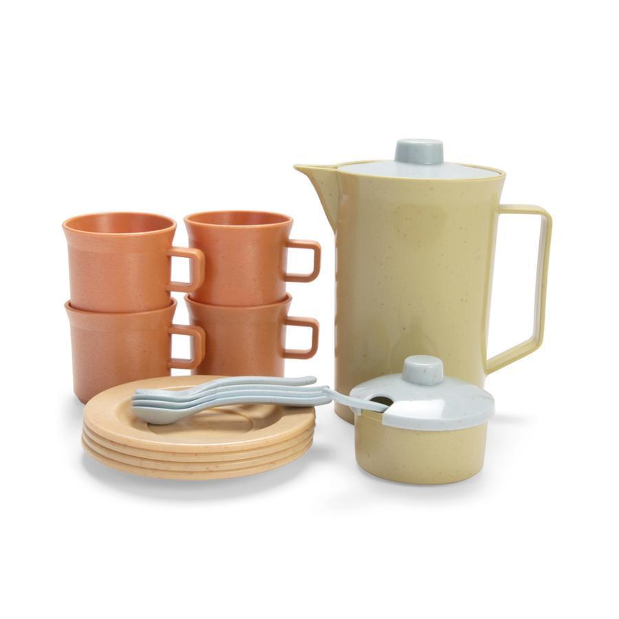 "Tableware Set ""BIO Coffee Set"" 17 Parts"