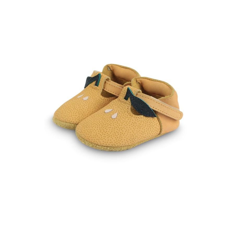 "Baby Shoes ""Nanoe Lemon"""