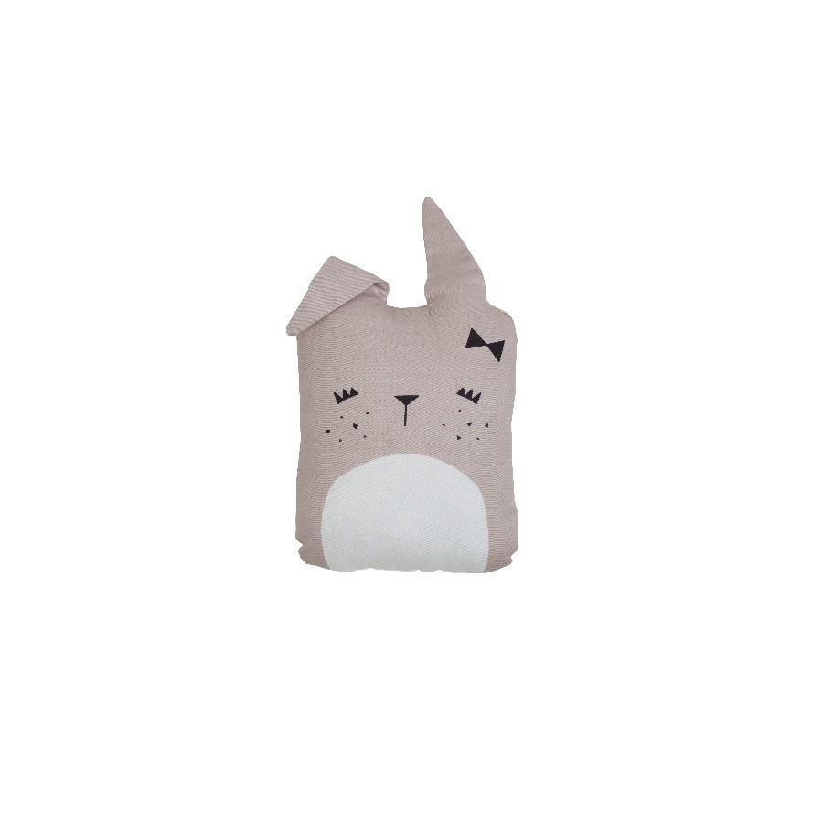 "Animal Cushion ""Cute Bunny"""