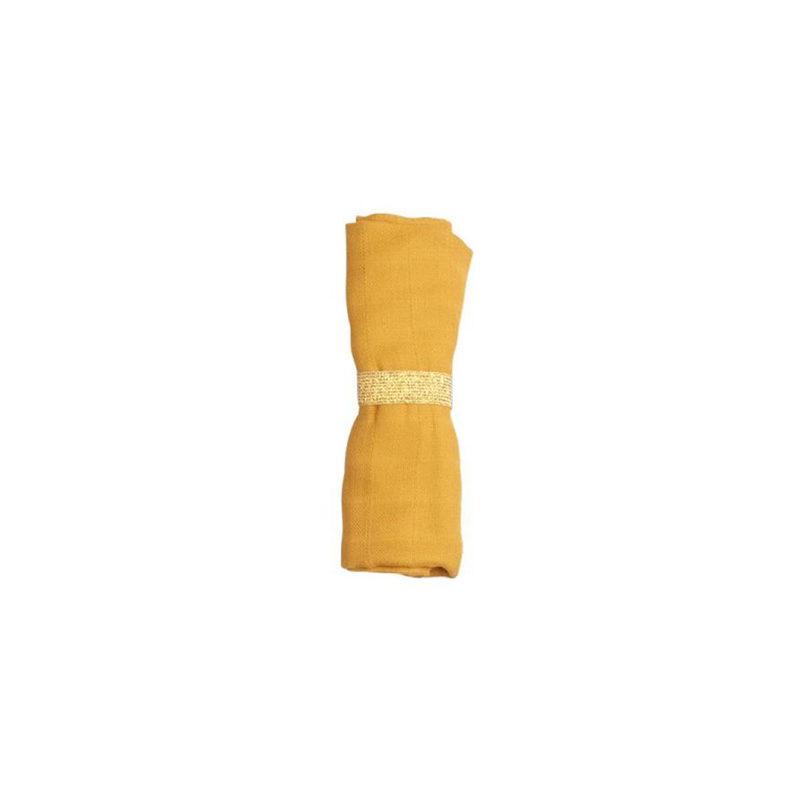 "Muslin Cloth ""Ochre"""