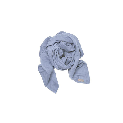 "Muslin Cloths ""Marina Blue"""