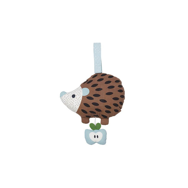 "Baby Mobile ""Else Hedgehog Brown"" with Music"