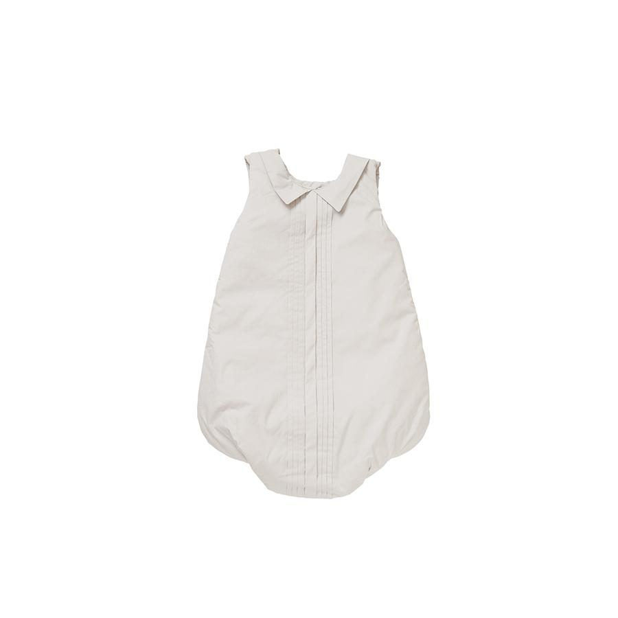 "Baby Sleeping Bag ""Ivory Pleats"""