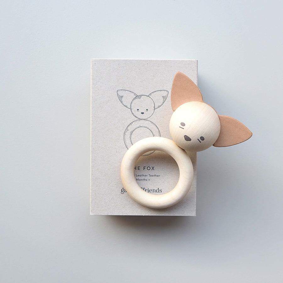 "Teether ""Fox"""