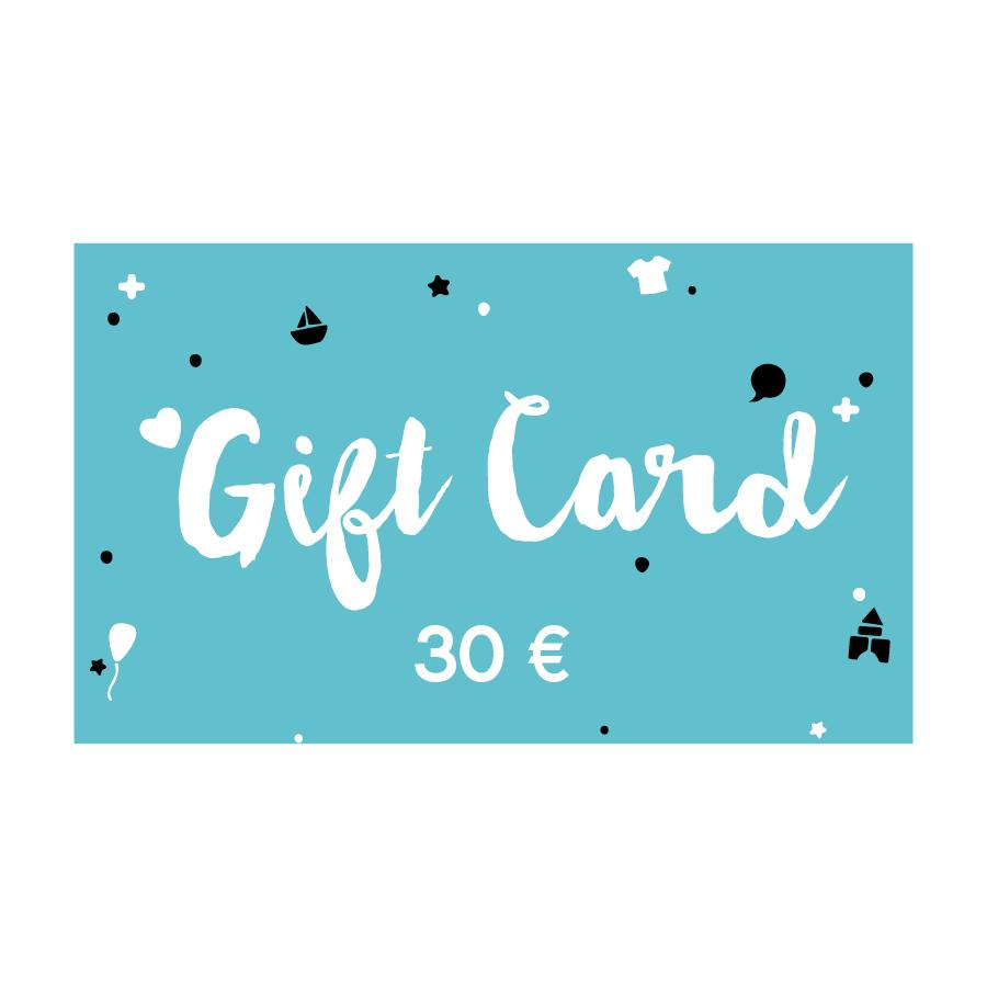 30 € Gift card