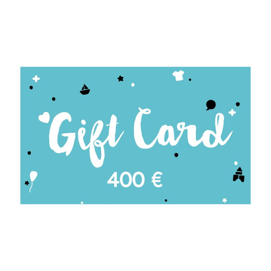 400 € Gift Card
