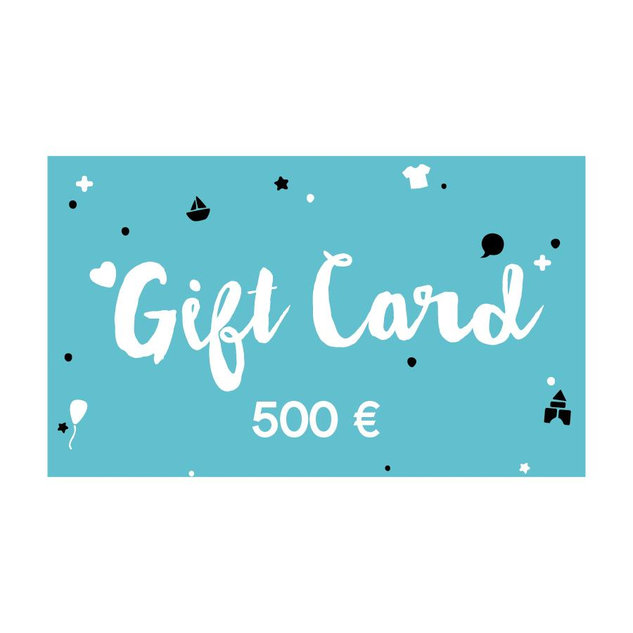 500 € Gift card